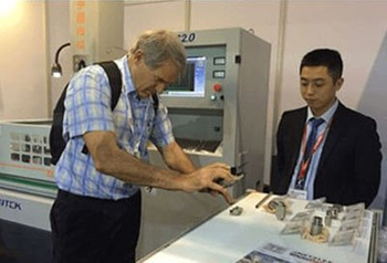 Shanghai Thailand (Bangkok) International Machine Tool and metal processing machinery exhibition in 2015